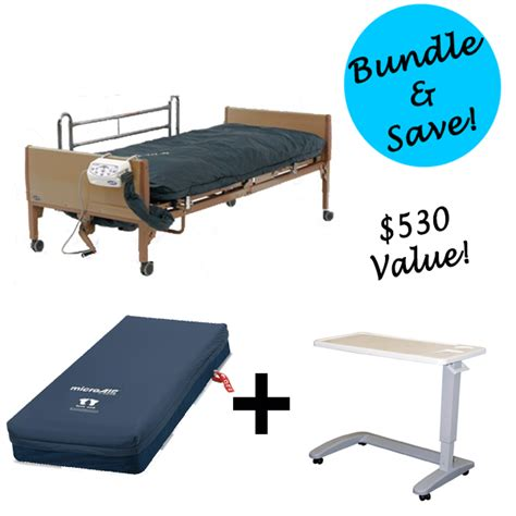 Hospital Bed Rental by Electric Hospital Bed Bundle Rental In Los Angeles Ca