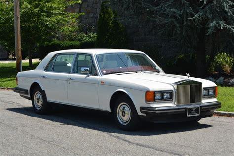 1990 Rolls-royce Silver Spur Ii Stock # 20417 For Sale