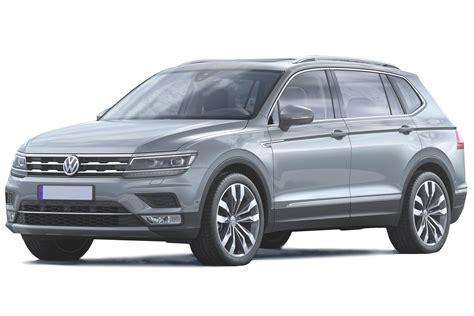 Volkswagen Tiguan Allspace SUV 2020 review | Carbuyer