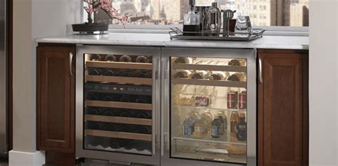 Best Undercounter Beverage Centers (Prices / Reviews