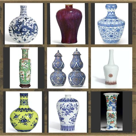 Different Vase Shapes by Antique Vases Forms Shapes Dating Them Asian