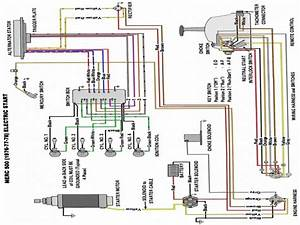 31 Mercury Outboard Ignition Switch Wiring Diagram