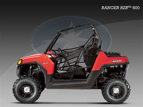 polaris ranger rzr 800 2009 2010 autoevolution
