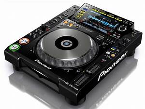 CDJ, The Next Generation: Pioneer Reimagines DJ CD Player ...