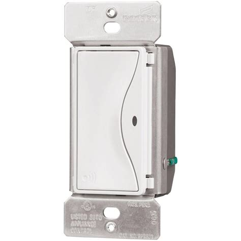 rf light switch eaton aspire 15 rf single pole wireless light switch