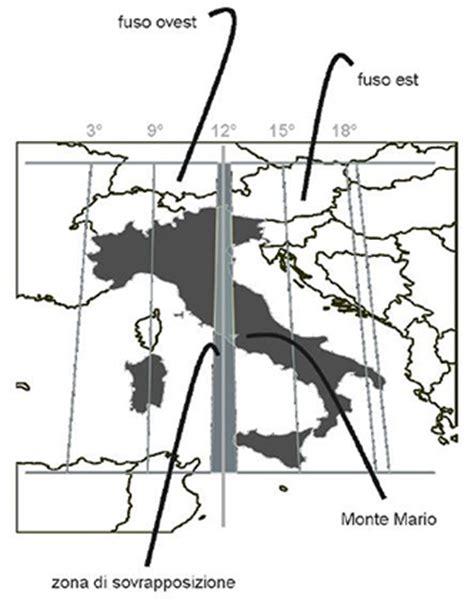 Tavola Di Gauss by Tutorial Qgis 4 I Sistemi Di Riferimento Pi 249 Usati In