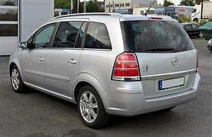 Opel Zafira 2007 : 2009 opel zafira partsopen ~ Medecine-chirurgie-esthetiques.com Avis de Voitures