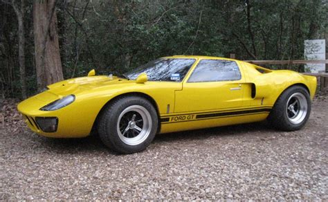 Ford Gt Kit Car by Ford Gt40 Kit Car