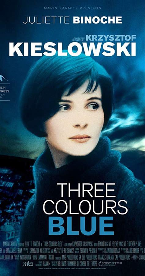 three colors three colors blue 1993 imdb