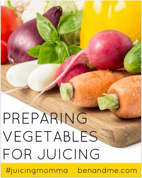 vegetables juicing preparing prepare juice vegetable juicers easy root recipe interest getting start
