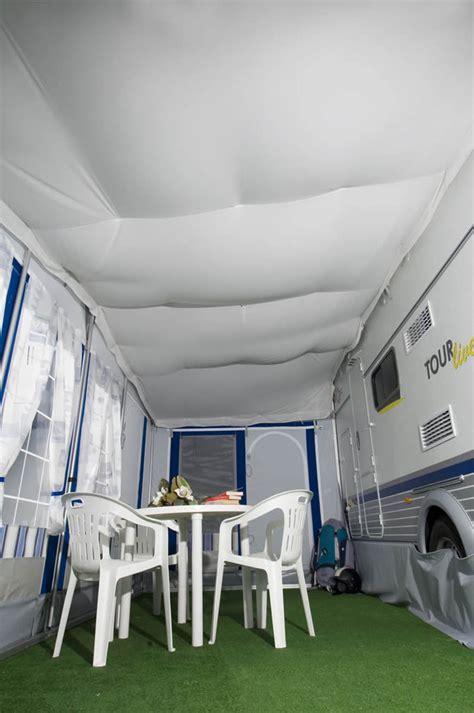 tende per roulotte tenda veranda per roulotte idee per la casa