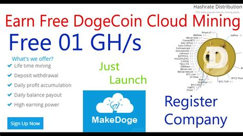 Earn Free Dogecoin   Make Doge   How To Earn Dogecoin From ...