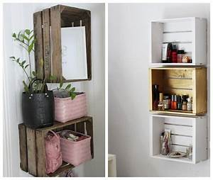 43 diy small storage ideas for your home With meubles pour petit appartement