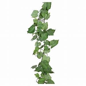 Lang Blühende Pflanzen : k nstliche weinlaubgirlande weinlaub 165 cm lang in gr n kunstpflanzen girlanden ~ Eleganceandgraceweddings.com Haus und Dekorationen