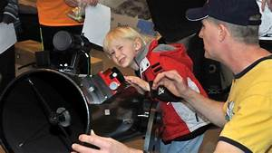 Sunday with a Scientist to feature telescopes, night sky ...