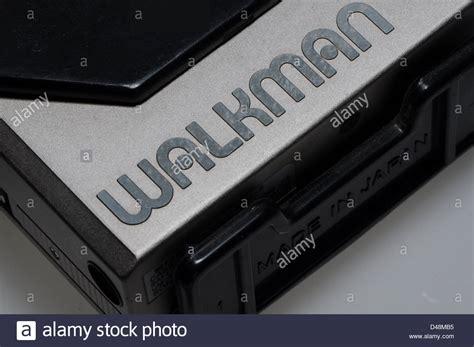 Cassette Walkman by Sony Walkman Cassette Player Stock Photo Royalty Free