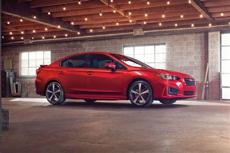 2018 Subaru Impreza Sedan Pricing