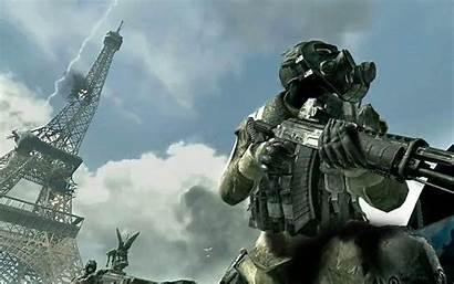 Duty Warfare Call Modern Wallpapers Backgrounds Paos