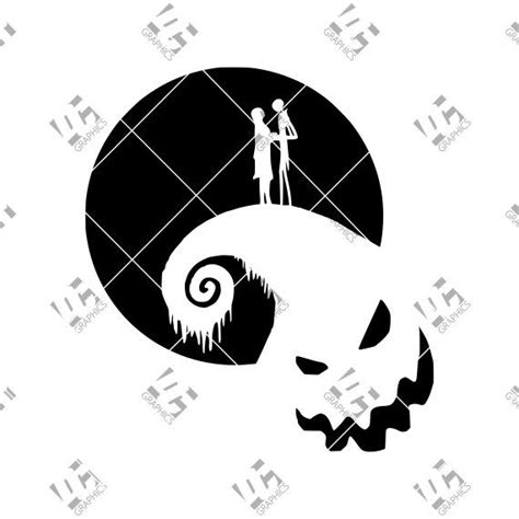 Nightmare Before Christmas Love Svg  – 274+ File for Free