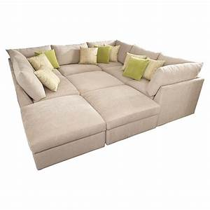 Beckham pit sectional pit couch for The pit sectional sofa
