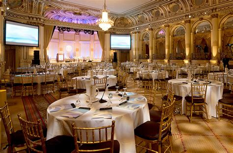 oak dining table meeting spaces event halls nyc the grand ballroom