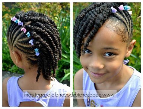 Lil Girl Braid Hairstyles