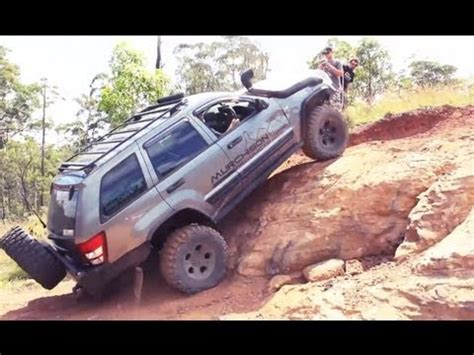 sick jeep grand cherokee jeeps meet offroading youtube