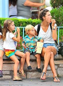 Alessandra Ambrosio Children 2014 | www.imgkid.com - The ...
