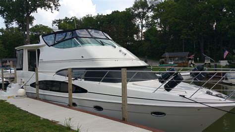 Carver Boats For Sale Sandusky Ohio by 2004 Carver 466 Motor Yacht Yacht For Sale In Sandusky Oh
