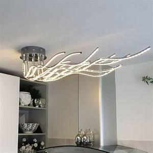 Led Design Deckenleuchte : sculli design led deckenleuchte mit metallarmen 11514 ~ A.2002-acura-tl-radio.info Haus und Dekorationen