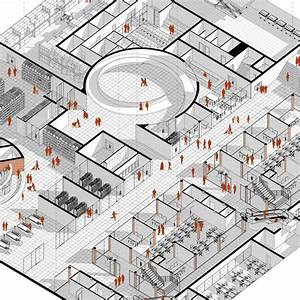 Image Result For Axonometric Architectural Drawing