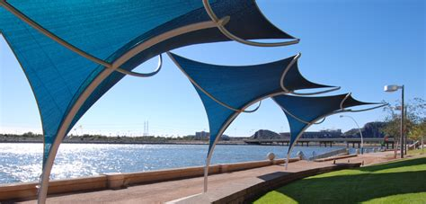 tensile structure gallery designer awning