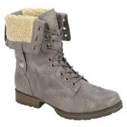 womens ugg boots kmart bongo 39 s tracey mid calf grey lace up boots shoes womens shoes womens boots