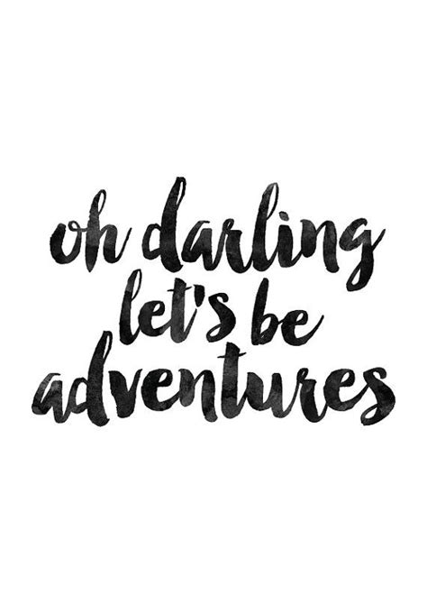 Oh Darling Lets Be Adventures Decorating Pinterest