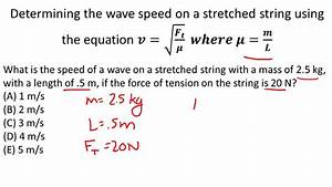 Wave Speed | CK-12 Foundation