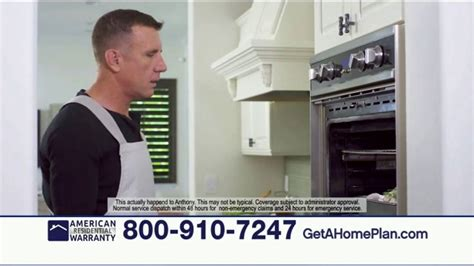 american residential warranty tv commercial relax