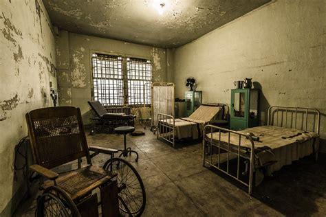 rooms   hospital wing  alcatraz hubert
