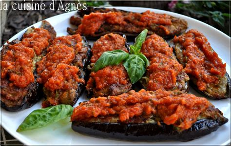 recettes de cuisine corse aubergines farcies à la bonifacienne la cuisine d