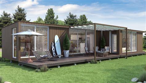 casa de campo prefabricada en la sierra de chile casas
