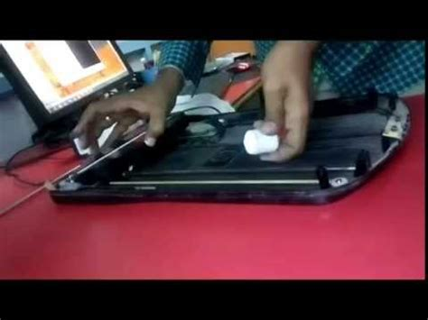 how to fix the scanner bulb warming up error hp 3330 or