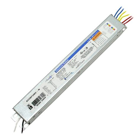 universal 54894 b228punv n t5 fluorescent ballast