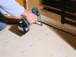 Laying A New Tile Floor