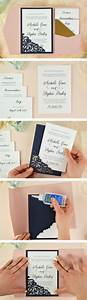 Wedding invitation jackets inspirational best 25 diy for Wedding invitations jacket pocket