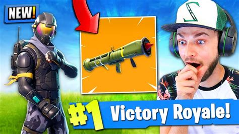 new guided missile launcher coming to fortnite battl