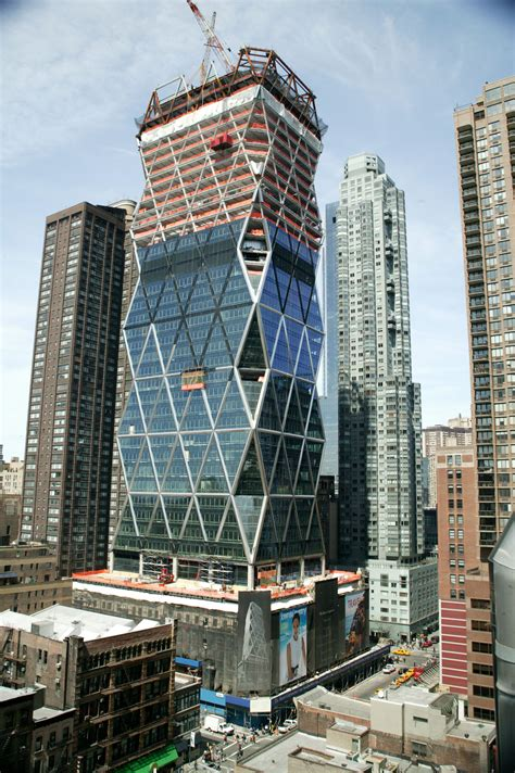 Treasures of New York: Hearst Tower - WLIW21 Pressroom