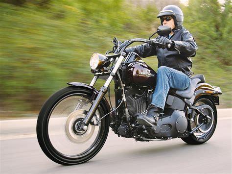 2006 Harley-davidson Night Train Retro Review