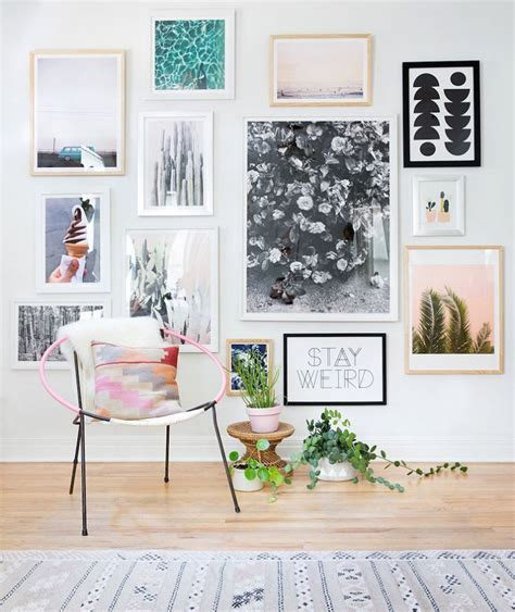 cheap wall decor ideas surprising living room wall decor cheap modern yellow picture frame wall decorating black frame