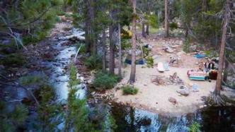 Yosemite National Park Campgrounds