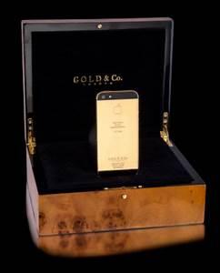 Apple iPhone 5S in gold? UAE's platinum plans - Emirates 24 7