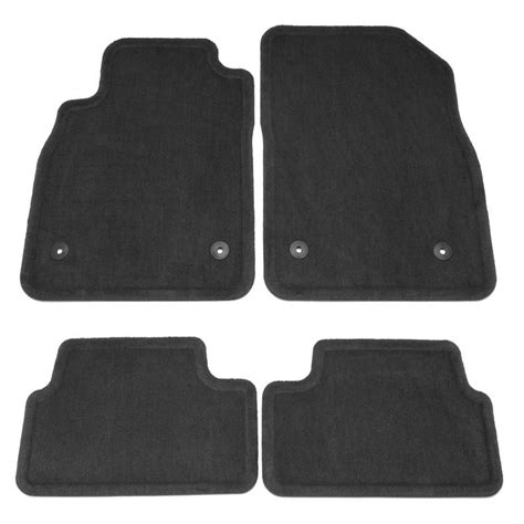 chevy cruze floor mats 95229923 gm production carpet floor mats 2011 12 chevy